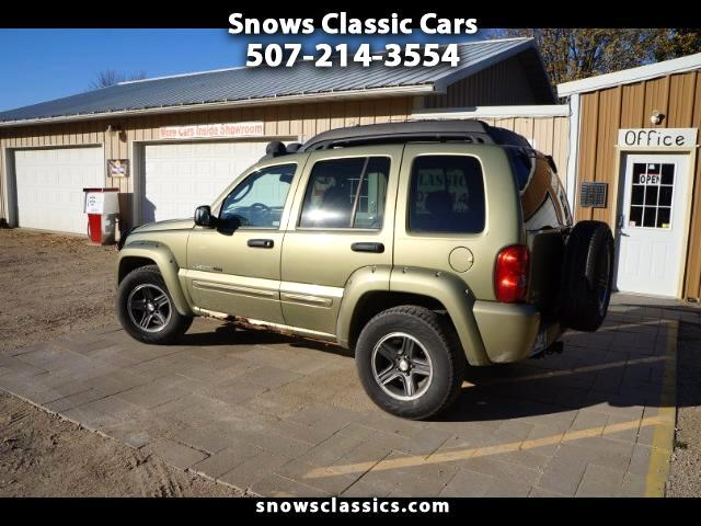 2003 Jeep Liberty Renegade 4WD