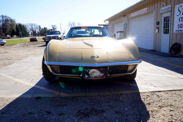 1971 Chevrolet Corvette Stingray 1LT Coupe Manual