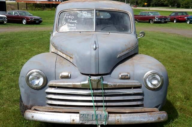 1946 Ford 2 Door Flathead