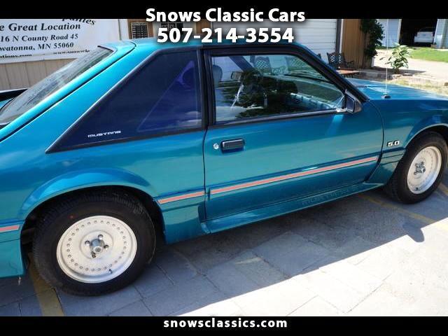 1988 Ford Mustang GT hatchback