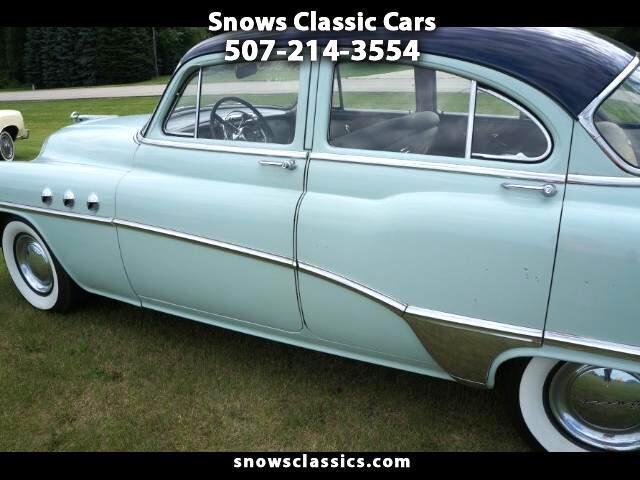 1951 Buick Special 4 Door