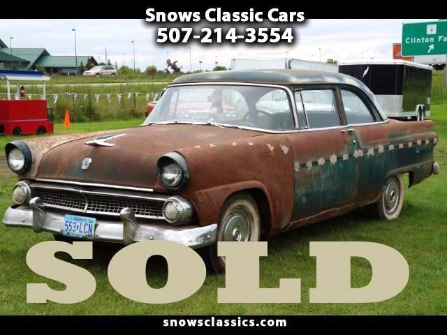 1955 Ford Sedan 2 Door