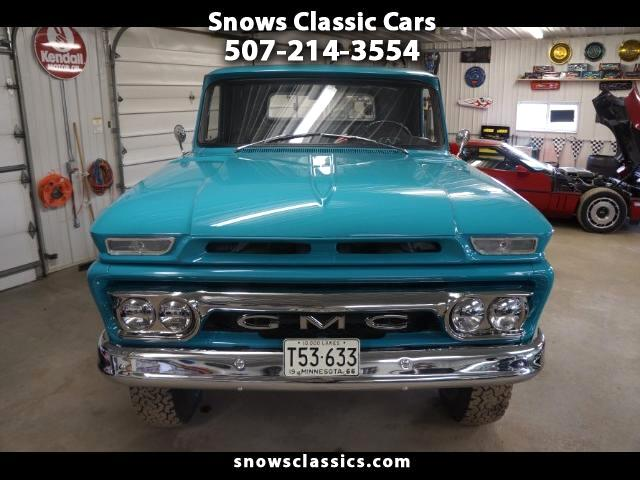 1966 GMC Pickup short Box