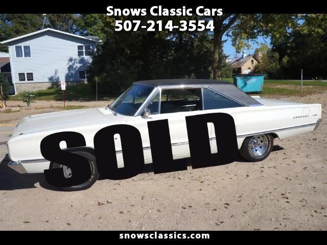 1967 Dodge Coronet Hardtop