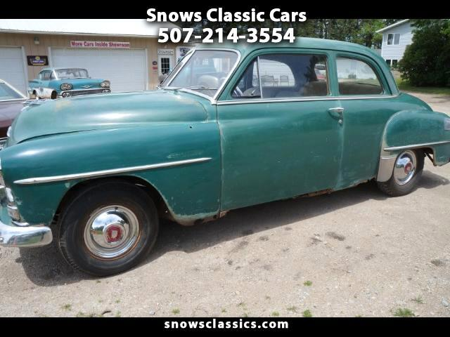 1951 Plymouth Cranbrook coupe
