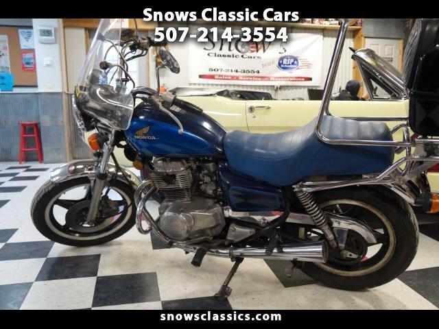 1980 Honda CB250 Motorcycle