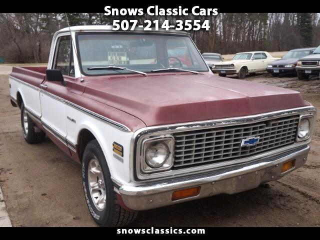 1971 Chevrolet Pickup Base