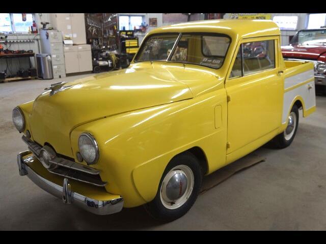1951 Crosley Station Wagon Pickup