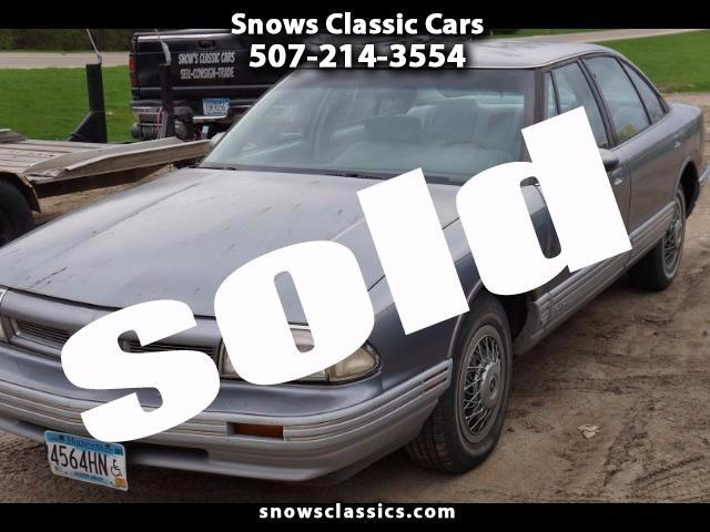 1992 Oldsmobile Royale LS