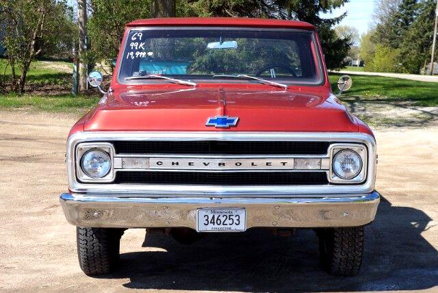 1969 Chevrolet Trucks C10 Pickup