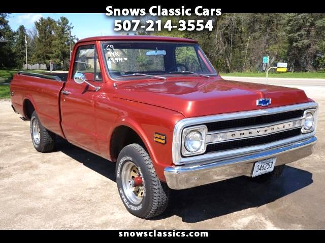 1969 Chevrolet Trucks C10 Pickup