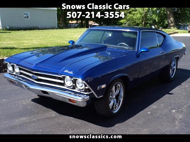 1968 Chevrolet Chevelle 2 Door