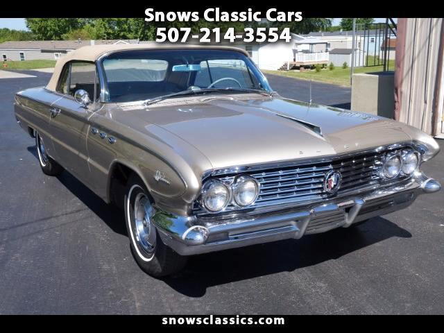 1961 Buick LeSabre Convertible LE