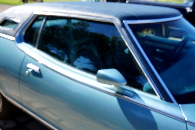 1976 Mercury Cougar XR7 2-Door Sedan