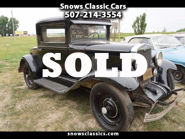 1929 Chevrolet 2 Door