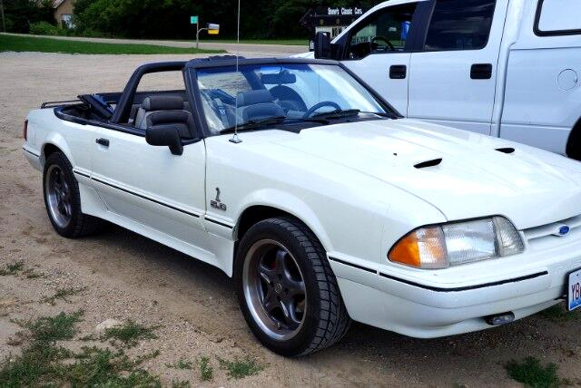 1990 Ford Mustang Cobra Convertible