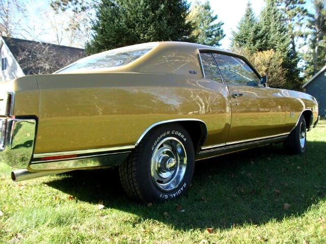 1970 Chevrolet Monte Carlo SS