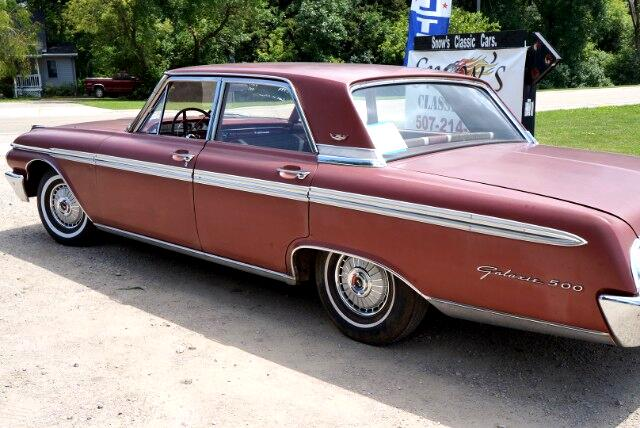 1962 Ford Galaxie 500 Base