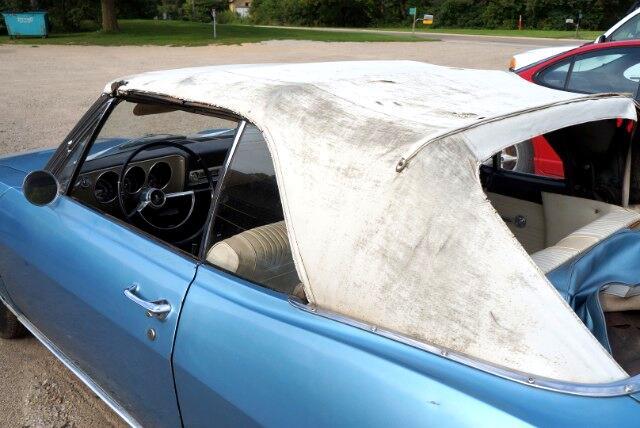 1965 Chevrolet Corvair Convert Base
