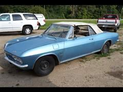 1965 Chevrolet Corvair Convert