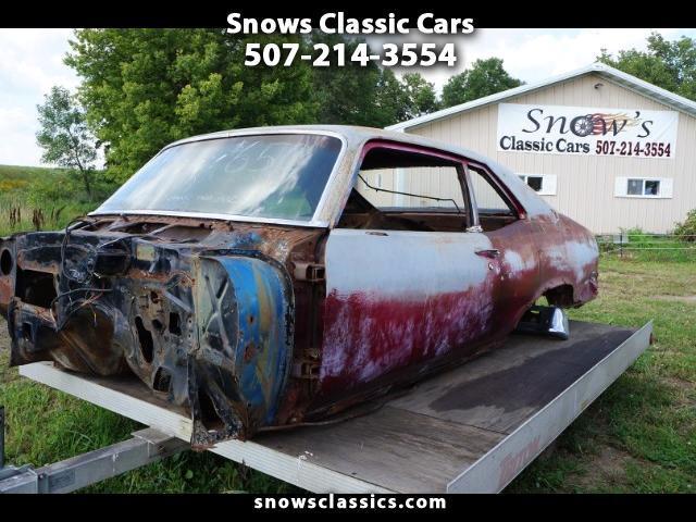 1969 Chevrolet Nova Base