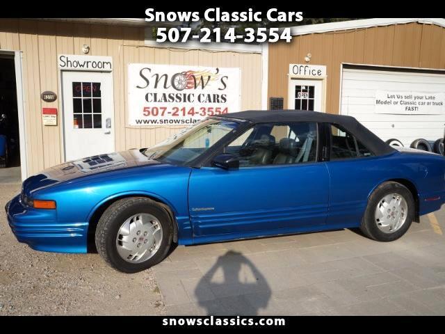 1993 Oldsmobile Cutlass Supreme Convertible