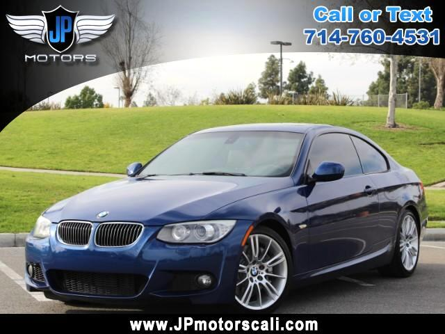 2011 BMW 3-Series 335i Coupe M-Sport