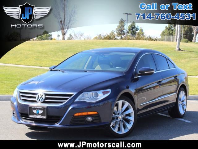 2012 Volkswagen CC Luxury Plus
