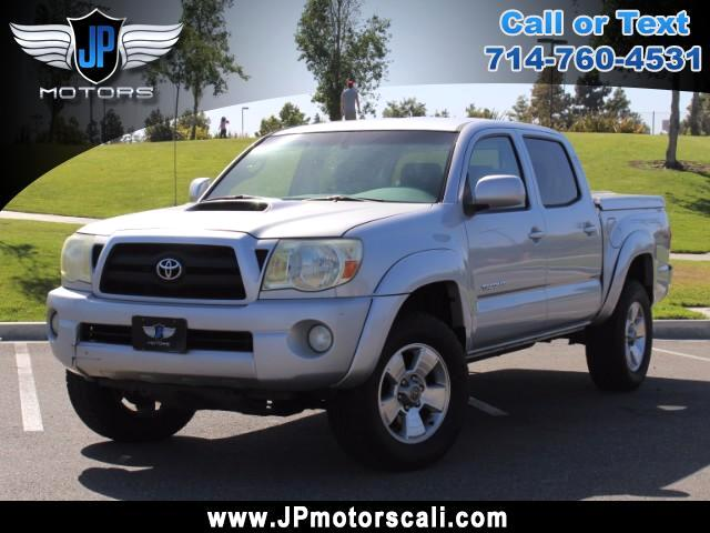 2005 Toyota Tacoma PreRunner Double Cab V6 Automatic 2WD