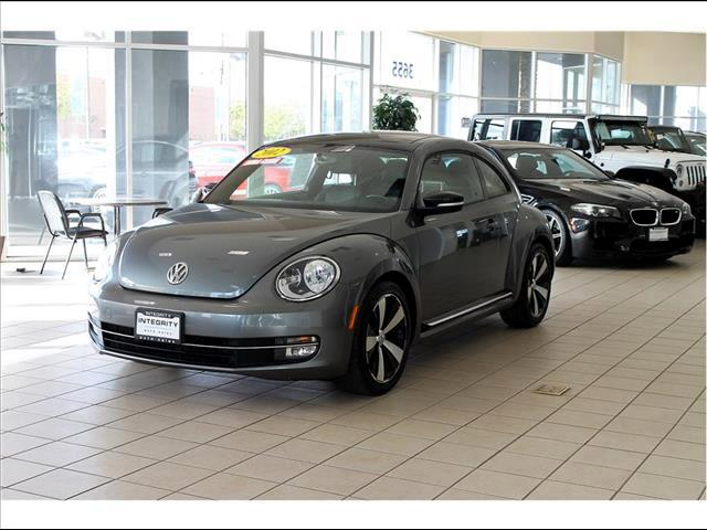2012 Volkswagen Beetle 2.0T Turbo