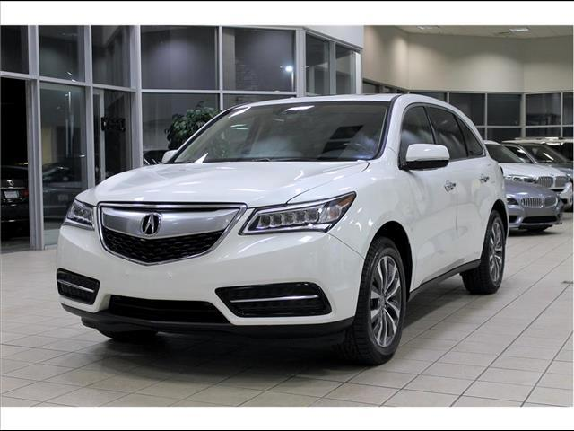2015 Acura MDX See more of our inventory choices at wwwintegrityautozcom ALL CAR LOANS MAYBE SUBJE