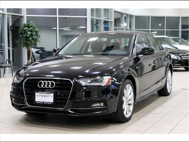 2014 Audi A4 Approximate monthly car payment is 305 See more of our inventory choices at wwwinteg
