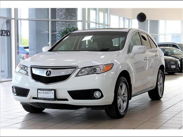 2015 Acura RDX See more of our inventory choices at wwwintegrityautozcom ALL CAR LOANS MAYBE SUBJ