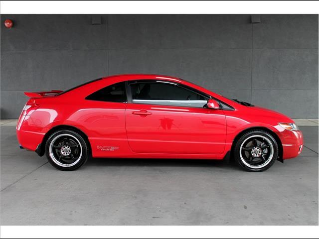 2008 Honda Civic Si Coupe
