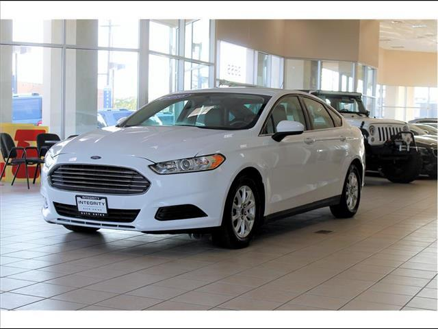 2016 Ford Fusion See more of our inventory choices at wwwintegrityautozcom ALL CAR LOANS MAYBE SUB