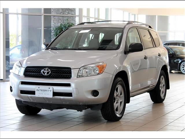2007 Toyota RAV4 See more of our inventory choices at wwwintegrityautozcom ALL CAR LOANS MAYBE SU