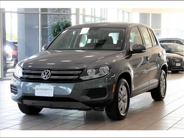 2014 Volkswagen Tiguan See more of our inventory choices at wwwintegrityautozcom ALL CAR LOANS MAY