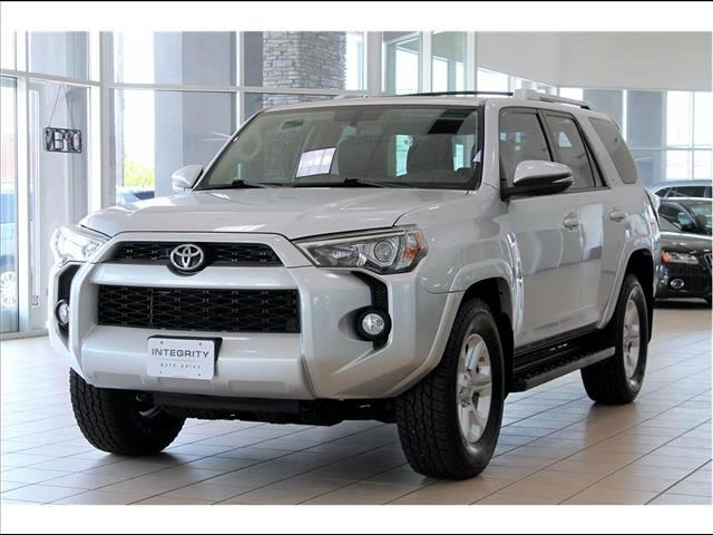 2015 Toyota 4Runner Visit Integrity Auto Sales online at integrityautozcom to see more pictures of