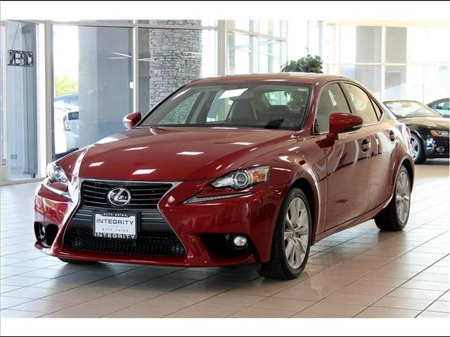 2015 Lexus IS Visit Integrity Auto Sales online at integrityautozcom to see mo