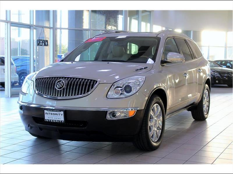 2012 Buick Enclave Visit Integrity Auto Sales online at integrityautozcom to s