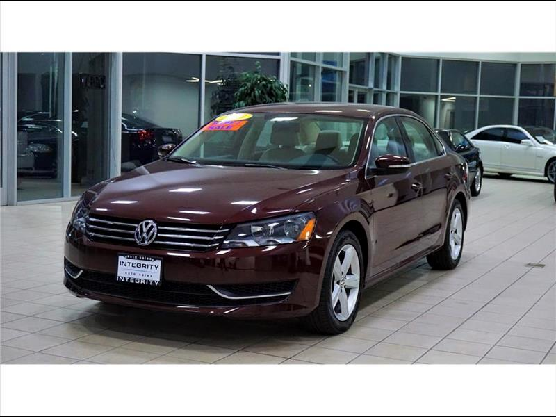 2013 Volkswagen Passat Visit Integrity Auto Sales online at integrityautozcom to see more pictures