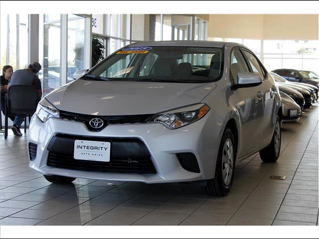 2016 Toyota Corolla LE Plus CVT