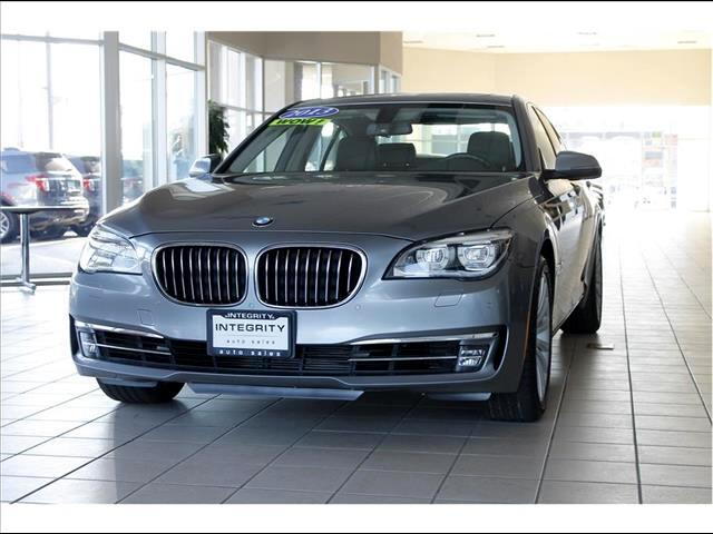 2013 BMW 7-Series 740i