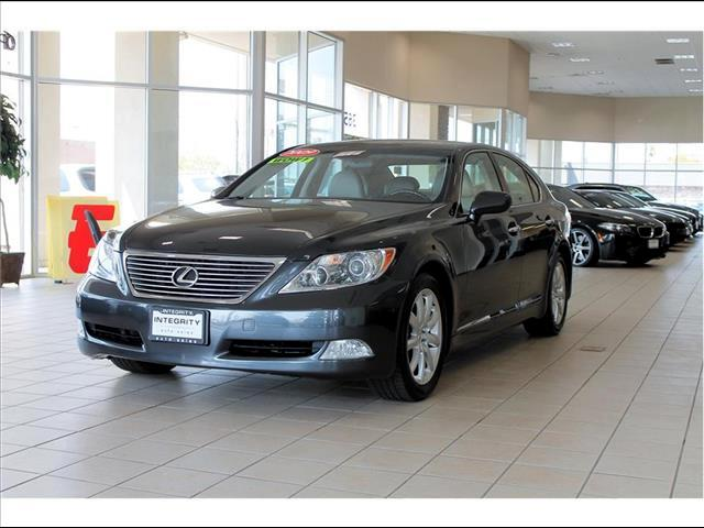 2009 Lexus LS 460 See more of our inventory choices at wwwintegrityautozcom ALL CAR LOANS MAYBE S