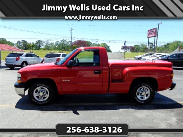 2002 Chevrolet Silverado 1500 LS Long Bed 2WD