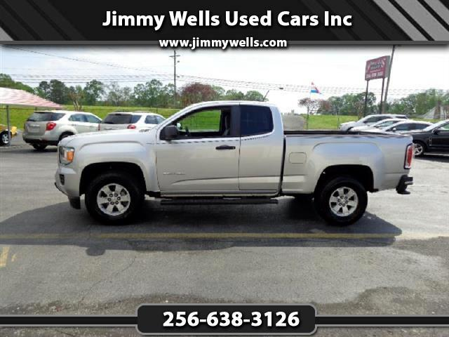 2016 GMC Canyon Work Truck Ext. Cab 2WD