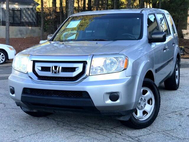 2010 Honda Pilot LX 2WD 5-Spd AT