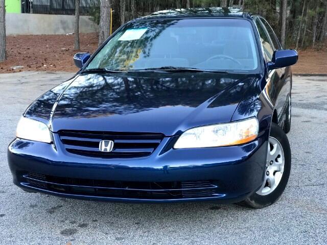 2002 Honda Accord EX Sedan AT