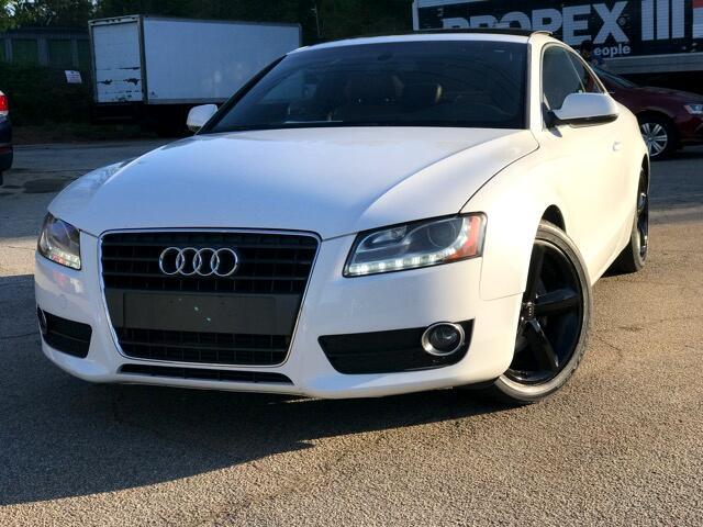 2010 Audi A5 Premium Plus Coupe quattro 7A