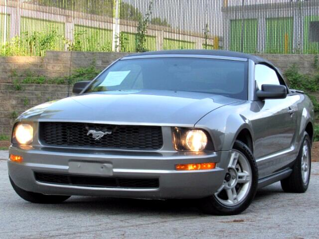 2008 Ford Mustang V6 Premium Convertible